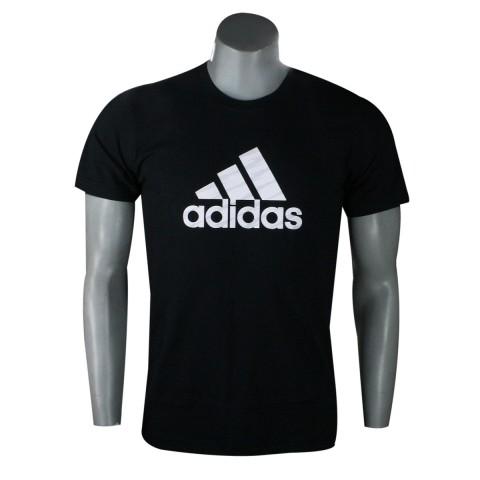 e15eb07dc798d Camiseta Adidas MC Graphic BS4285 - Preto Branco - Calçados Online ...