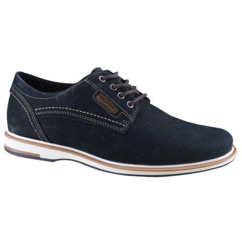 d0ea02be56 Sapatênis Masculino Pegada 125104-09 - Marinho Pinhão (Nobuck Anilina) -  Calçados Online Sandálias