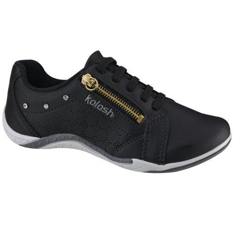 a8f159f12 Tênis Feminino Kolosh C1282 0001 - Black (Thurso) - Calçados Online  Sandálias