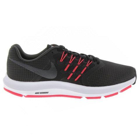 4dda1101f62 Tênis Feminino Nike Run Swift 909006-006 - Preto Cinza Vermelho ...