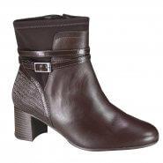 766062f72c Imagem - Bota Comfortflex Feminina Ankle Boot