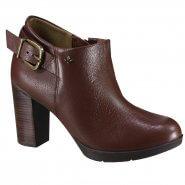 8a95ef8bc2 Imagem - Bota Feminina Cravo e Canela Ankle Boot