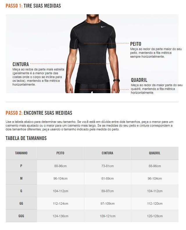 d35d27c0dd Camiseta Masculina Nike Internacional Outubro Rosa AA1081-616 - Rosa ...