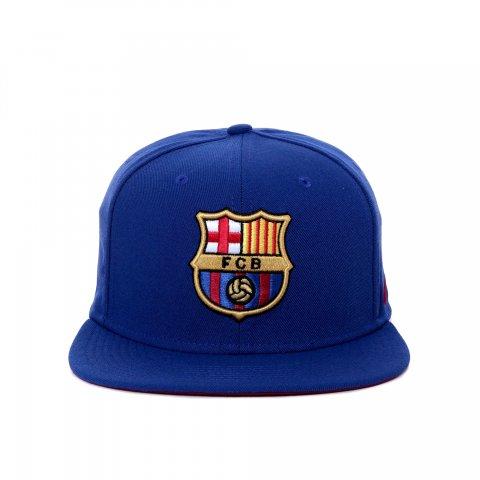 Boné Nike FC Barcelona Core Cap 686241-455 - Azul Vermelho ... a9cbde70989
