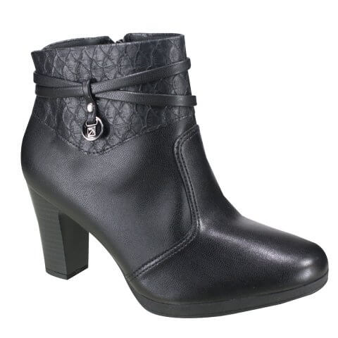 Bota Feminina Piccadilly Ankle Boot