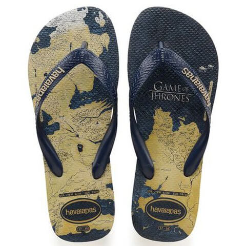 Sandália Havaianas Top Game Of Thrones