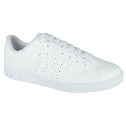 Tênis Adidas Advantage Clean VS B74685 - Branco - Calçados Online ... a7ff284bc868d