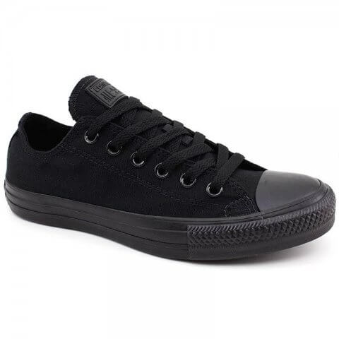 Tênis All Star Converse Monocrome OX