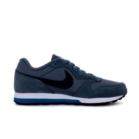 a833e43f9da71 Tênis Infantil Nike MD Runner 2 807316-408 - Cinza Azul - Calçados ...