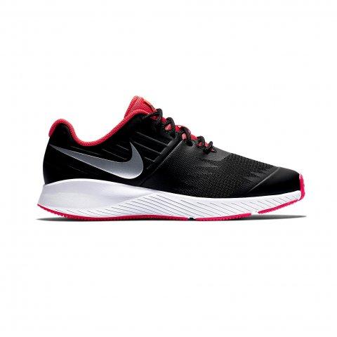 ab190d8051 Tênis Juvenil Nike Star Runner AQ9954-002 - Preto Argenta Metalic ...