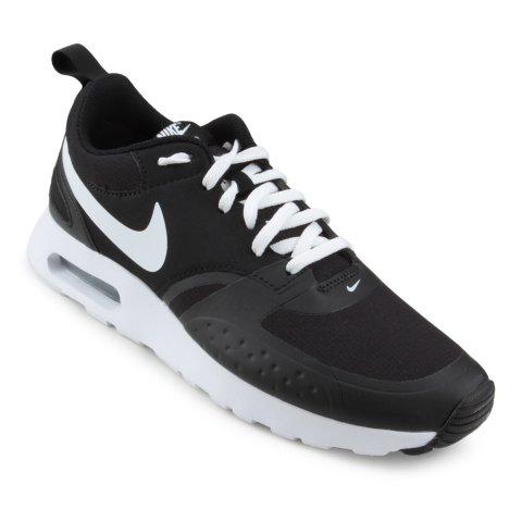 38d0fdb371128 Tênis Masculino Nike Air Max Vision 918230-007 - Preto Branco ...
