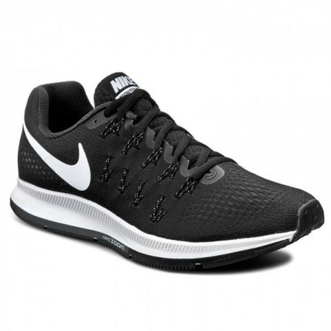 Tênis Masculino Nike Air Zoom Pegasus 33 831352-001 - Preto Branco ... e13257b056