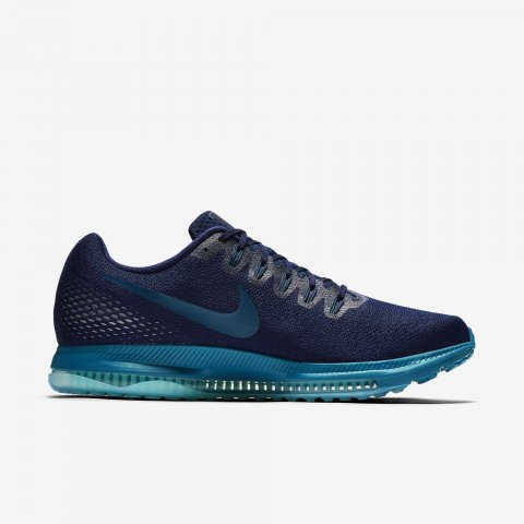 Tênis Masculino Nike Zoom All Out Low 878670-404 - Azul - Calçados ... dd892e911401c