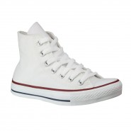 Tênis All Star Converse Chuck Taylor Monochrome Hi CT0004.0001 Branco