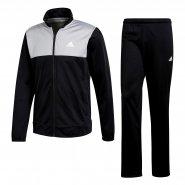 Agasalho Masculino Adidas Back 2 Basics CF1615 Preto Branco e04fd27e8cf96