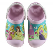 Babucha Crocs Disney Princess Dreams Infantil Bloom