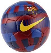 Bola Campo Nike FC Barcelona Prestige SC3500-610 Vermelho Azul 5a1183e6be505
