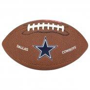 0fa4cf7849 Bola Futebol Americano Wilson Dallas Cowboys WTF1540XDL Marrom