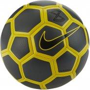 7fc6f429ce Bola Futsal Nike FootballX Menor SC3039-060 Preto Amarelo