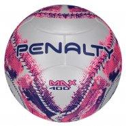 cad6ef1f408a0 Bola Futsal Penalty Max 400 IX 521251-1565 Branco Rosa Azul