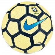 8b47758d70 Bola Nike Society CBF SC3083-100 Amarelo Branco Azul