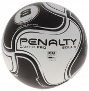 Bola Penalty Campo S11 Pro VI 541383-1110 Branco Preto dc592a02f928f