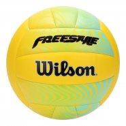 b55873baa7 Bola Vôlei Wilson Feestyle WTH3612XB Amarelo Verde