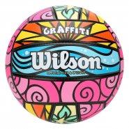 c648d5532c Bola Vôlei Wilson Graffiti WTH4634XB Multi