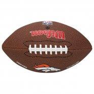 2e3e0e33f Bola Wilson Futebol Americano NFL Denver Broncos WTF1540XBDN Marrom