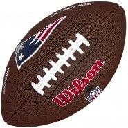 956d6ab49f Bola Wilson Futebol Americano NFL New England Patriots WTF1540XBNE Marrom