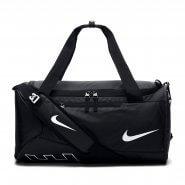 9fcb2a334e8a5 Bolsa Esportiva Juvenil Nike Alpha Adapt Duffel BA5257-010 Preto/Branco