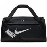 Bolsa Esportiva Nike Brasilia BA5977-010 Preto Branco 6ab609ec68946