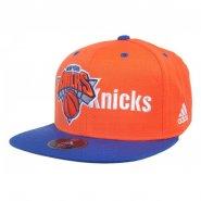 Boné Adidas NBA Knicks AJ9573 Laranja Azul 28c8e020ec052