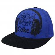 Boné Coca-Cola 23043 Azul Preto 0bb4b0ff14004