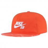 Boné Nike SB Seasonal Snapback 659419-891 Laranja dd7cc95f0ff