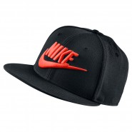 586249b299b08 Boné Nike True Snapback 2 584169-030 Preto Vermelho
