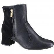 212eecbd16 Bota Ankle Boot Dakota G0171 0001 Preto (Borghese Wolford)