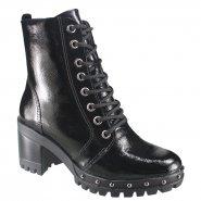 edb7319b95 Bota Ankle Boot Ramarim 18-50103 Preto (Verniz Show Plus)