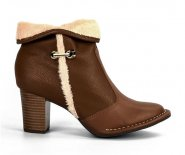 Bota Campesí Conforto Ankle Boot