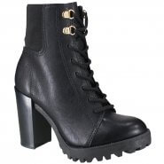 08528ece1a Bota Feminina Moleca Ankle Boot 5325.108 15522 59663 Preto (Napa Florenza)
