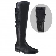Bota Feminina Piccadilly Over Knee