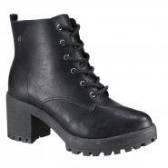0e09c584d7 Bota Feminina Ramarim Ankle Boot 15-56101 000001 Preto (Napa Casual Plus)