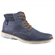 caa0aaf8876 Bota Masculina Pegada 124951-03 Azul Jeans (Goat Nobuck)