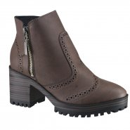 Bota Moleca Ankle Boot