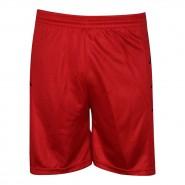 Calção Futebol Kappa Long KPCA64001 003 Vermelho 3877c4d670333