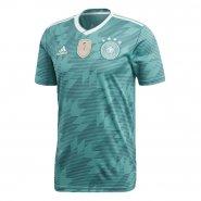 Camisa Adidas Oficial Alemanha II 2018 BR3144 Verde d1e6090f154af