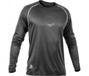 Camisa Fator de Proteção UV 50+ 04054 Preto Cinza 22c77e0707183