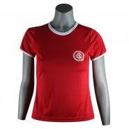 Camisa Feminina Dilva Oldoni Internacional INT442 Vermelho 19846f3bd5e23