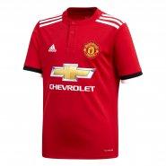 Camisa Infantil Adidas Manchester United 1 AZ7584 Vermelho Branco 876b57c29f329