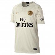 Camisa Infantil Nike Psg II 2018 19 Torcedor 919254-073 Bege 0e282492c1a6a
